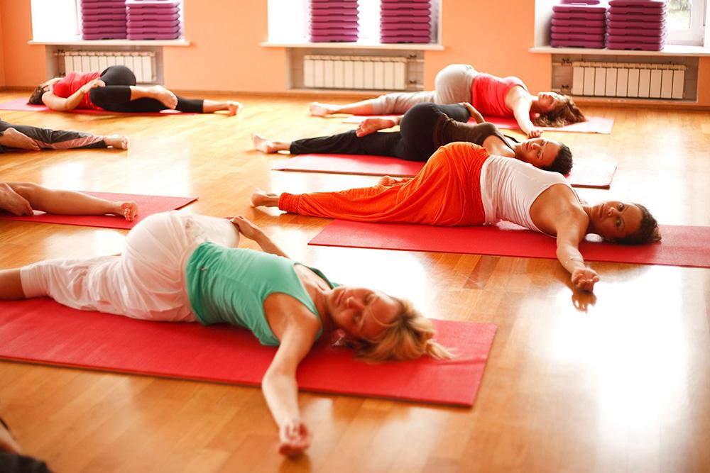 Yoga Milano - Vieni all'EFOA