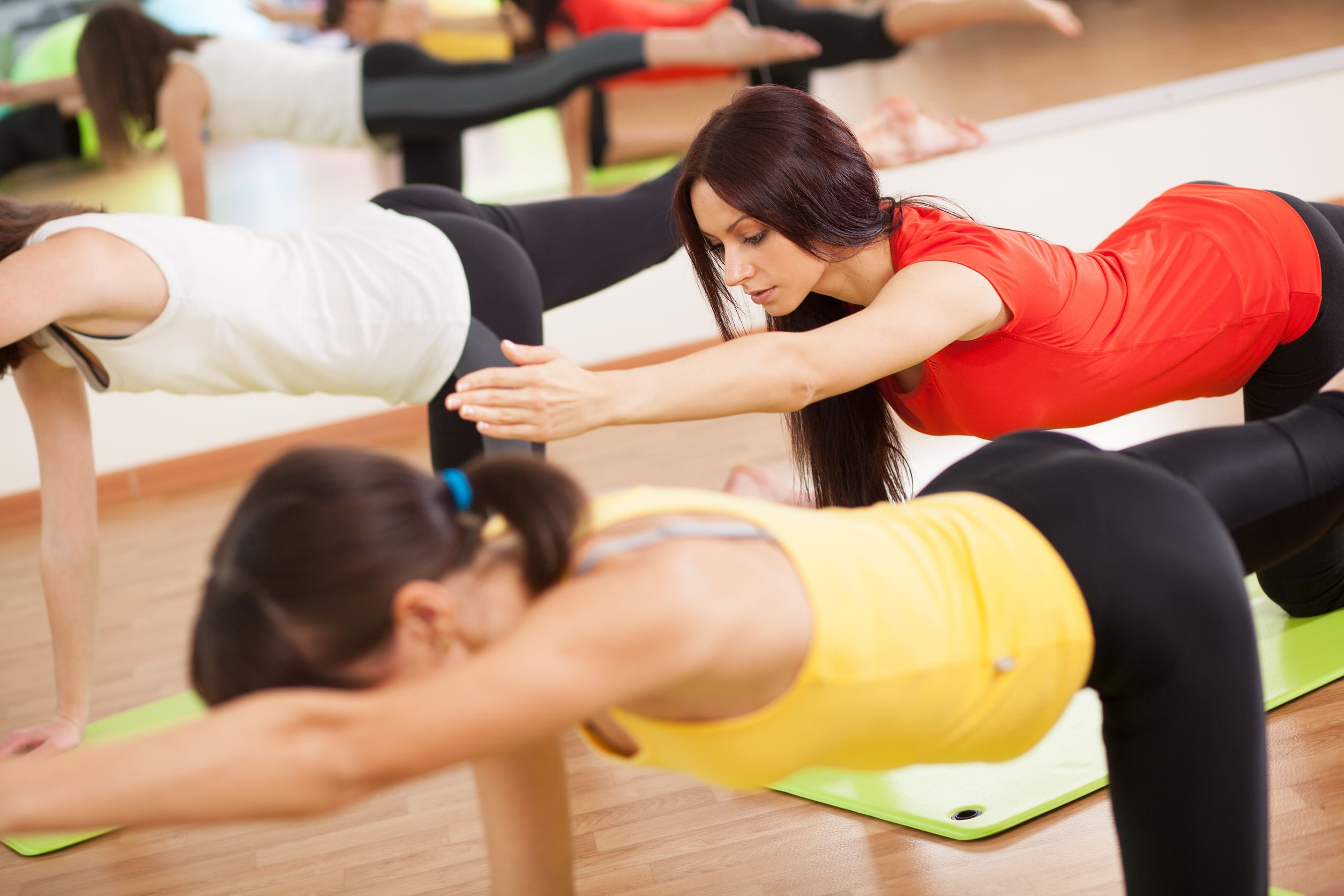 Pilates Milano - Vieni all'EFOA