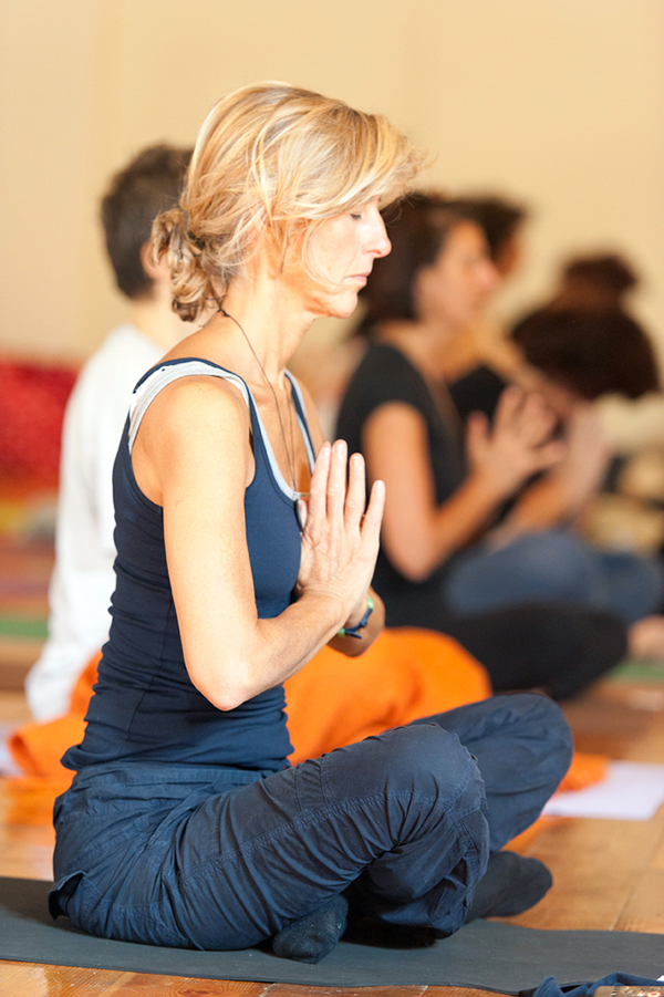Yoga Milano - Vieni all'EFOA